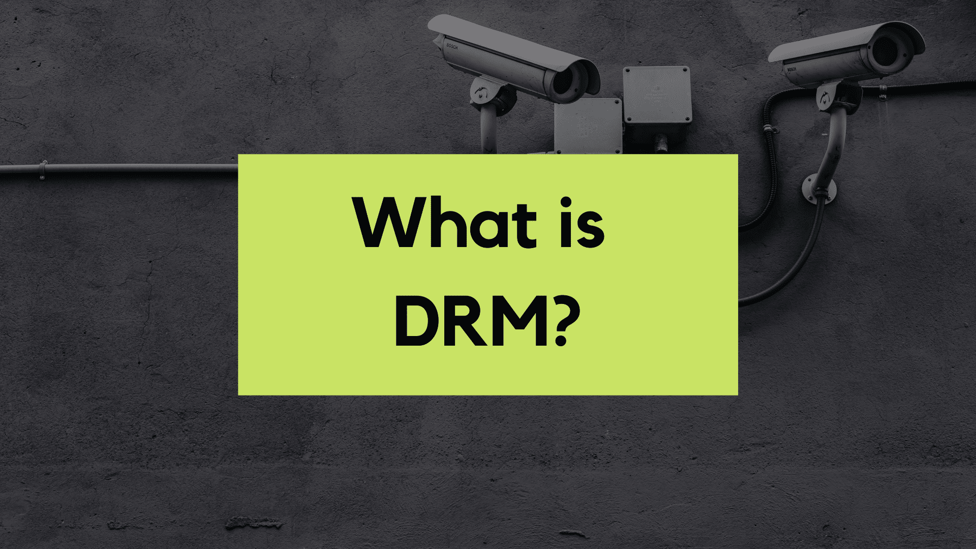 what is drm image