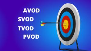 AVOD, SVOD, TVOD, PVOD - Video On Demand Monetization Demystified