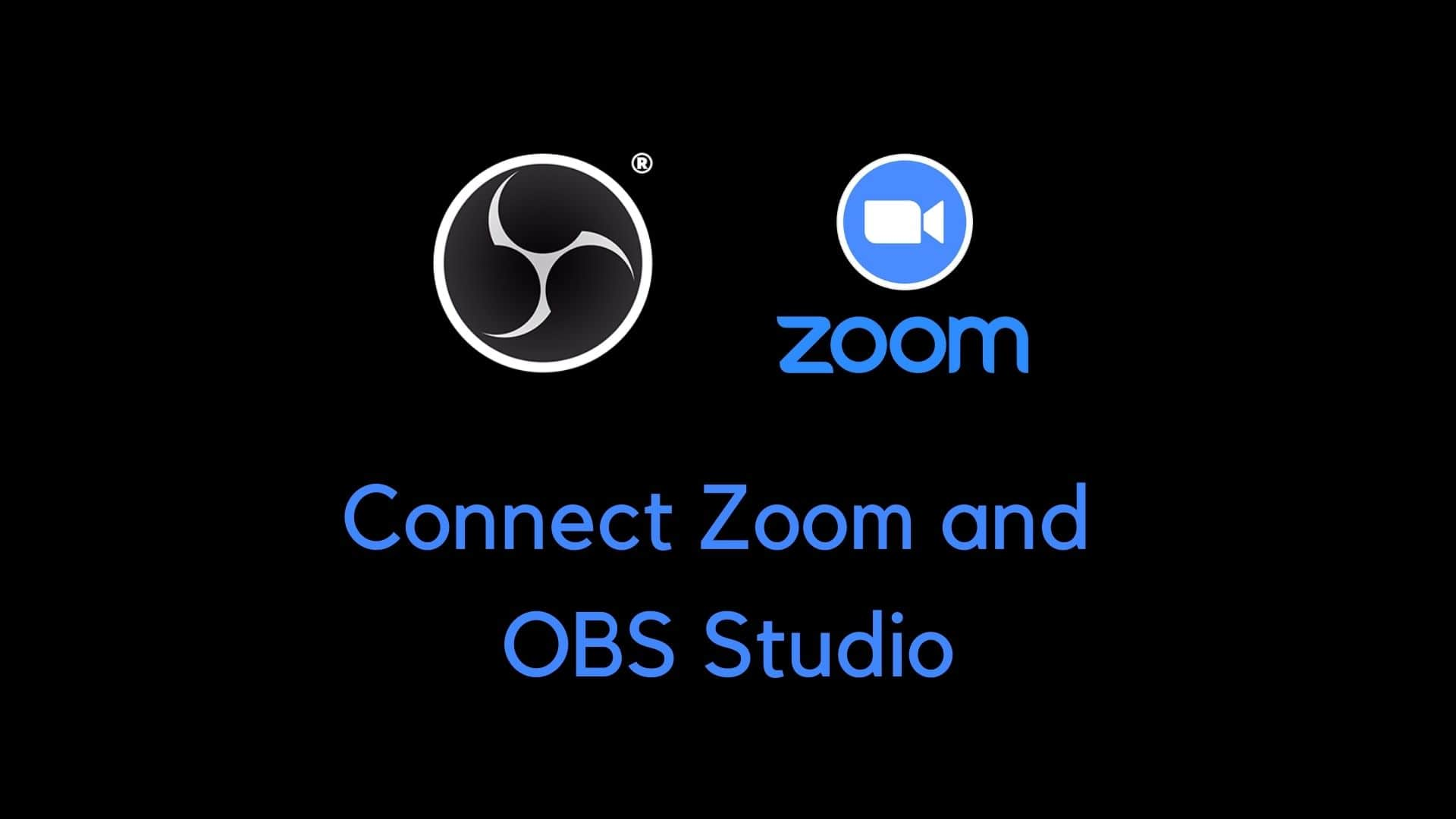 Live Streaming and Recording Zoom With OBS Studio Simplified