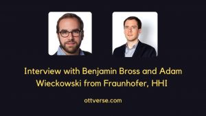 Interview with Benjamin Bross and Adam Wieckowski from HHI on VVC and Video Compression