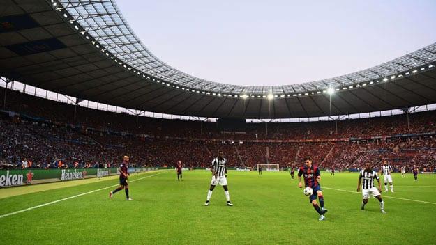 soccer match augmented audio