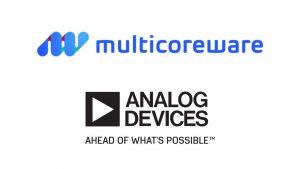 MulticoreWare Inc. Joins Analog Devices, Inc.'s (ADI) Alliances Partner Program