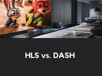 HLS vs. DASH