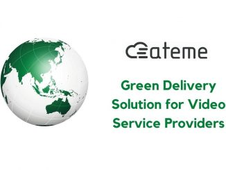 ATEME green delivery