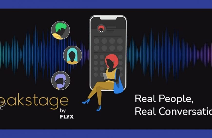 Bakstage by FLYX to Make Audio Conversations both Social and Fun