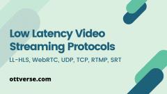 Low Latency Streaming Protocols SRT, WebRTC, LL-HLS, UDP, TCP, RTMP Explained
