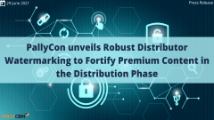 PallyCon unveils Robust Distributor Watermarking to Fortify Premium Content in the Distribution Phase