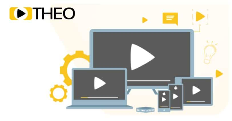 THEOplayer HTML5 video player