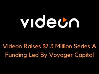 videon raises 7.3 million dollars in funding