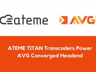 ateme powers AVG headend