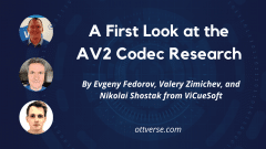 AV2 Video Codec - Early Performance Evaluation of the  Research