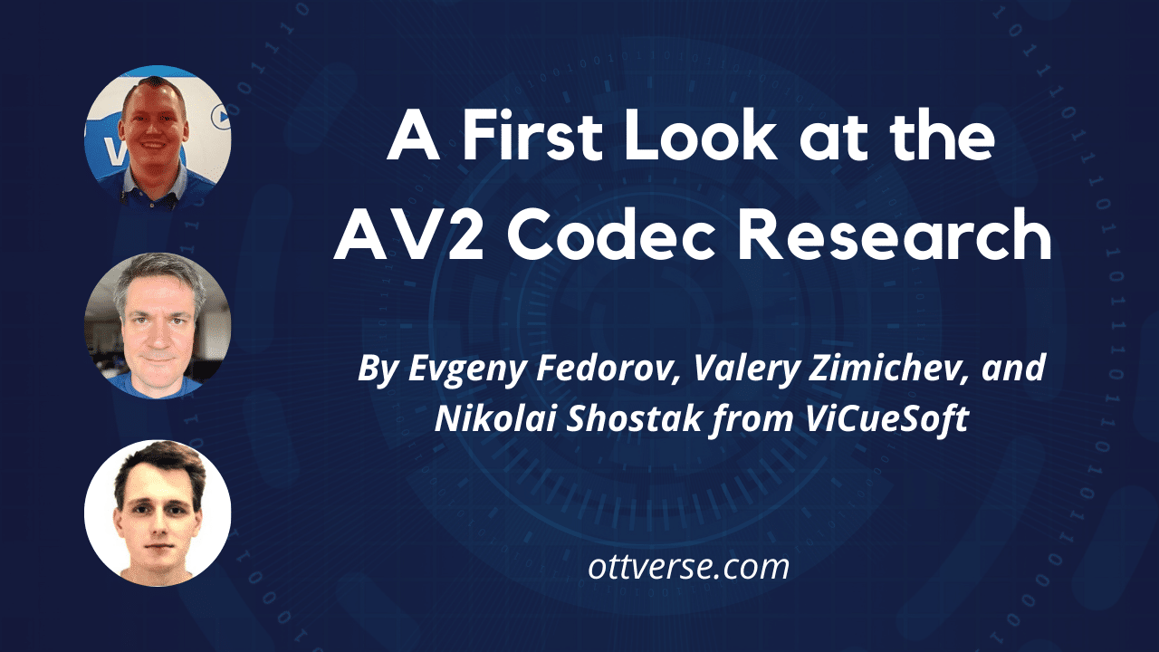 AV2 Video Codec – Early Performance Evaluation of the Research