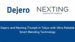 Dejero and Nexting Triumph in Tokyo with Ultra Reliable Smart Blending Technology