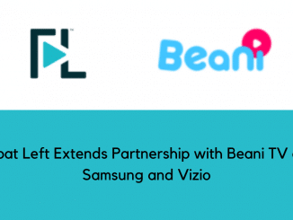 Float Left Extends Partnership with Beani TV on Samsung and Vizio