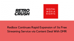 Redbox Continues Rapid Expansion of Its Free Streaming Service via Content Deal With DMR