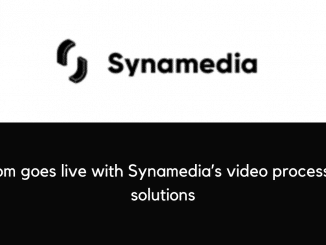 Axom goes live with Synamedia's video processing solutions