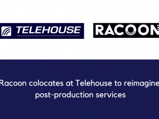 Racoon colocates at Telehouse to reimagine post-production services