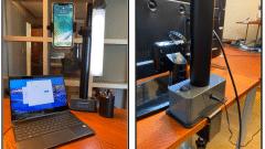 New ZELo Accessories Add Versatility to Brightline's Desktop Studio Light