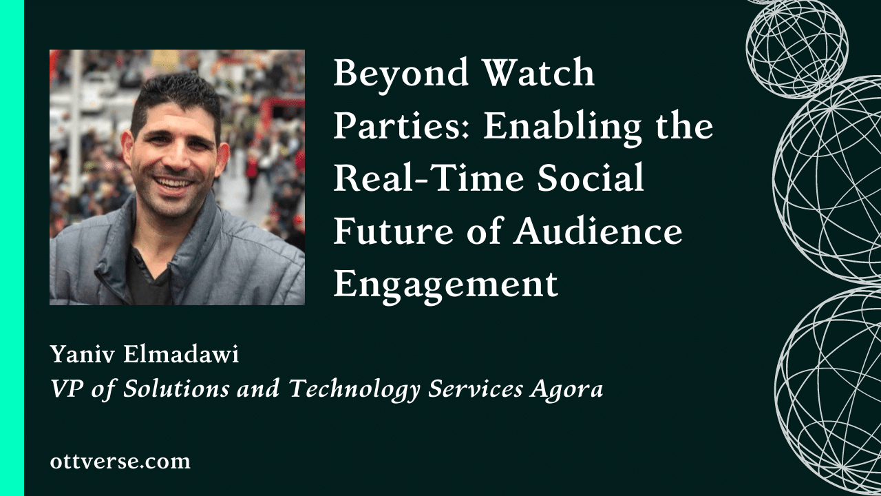 Beyond Watch Parties: Enabling the Real-Time Social Future of Audience Engagement